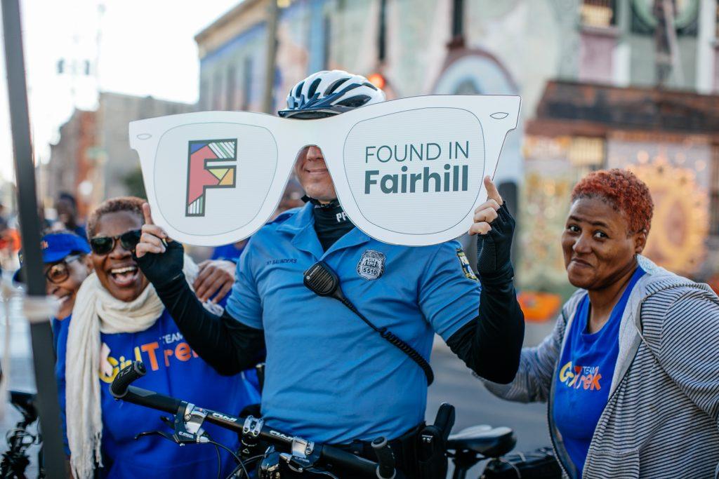 Fairhill Philadelphia Free Streets Police