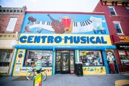 Centro Musical Fairhill Philadelphia Music Storefront