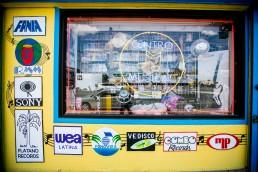 Centro Musical Window Fairhill Philadelphia