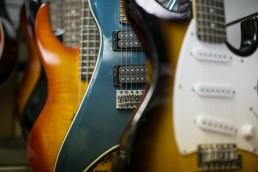 Electric Guitars Centro Musical Instruments Fairhill