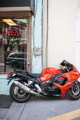 Motorcycle Style Centro de Oro Fairhill Philadelphia