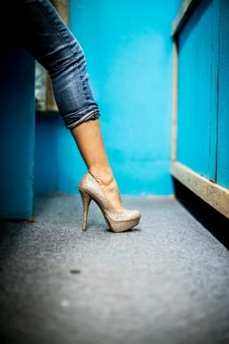 Gold Shoe Jerrys Fashions Philadelphia Fairhill